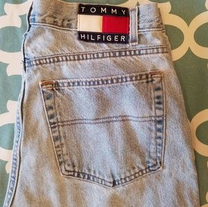 Tommy Hill 90s Vtg freedom Stone washed jeans